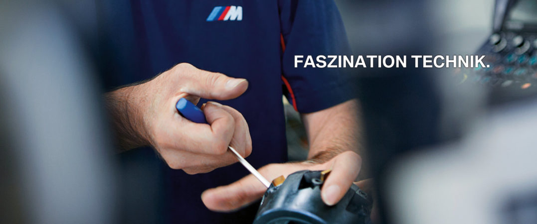 Faszination Technik BMW
