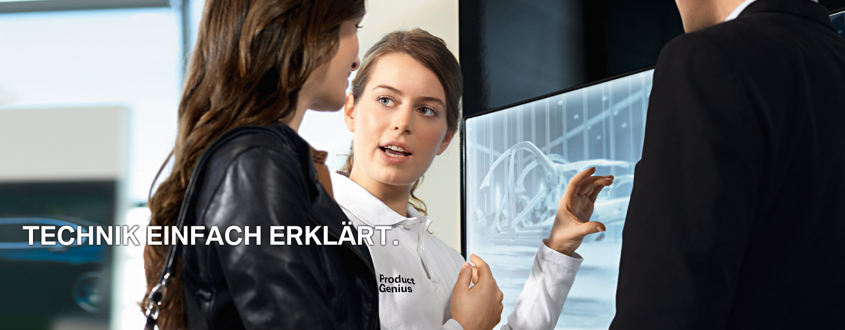 Product Genius bei BMW