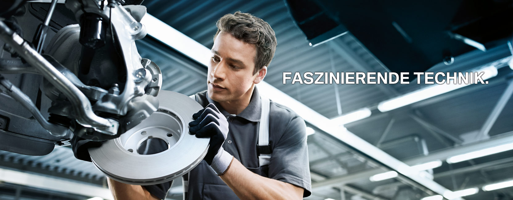 Mechatroniker bei BMW