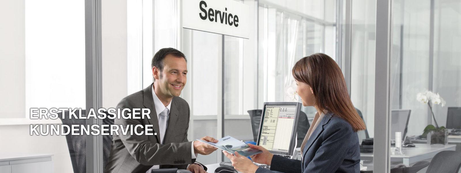 Serviceberater bei BMW