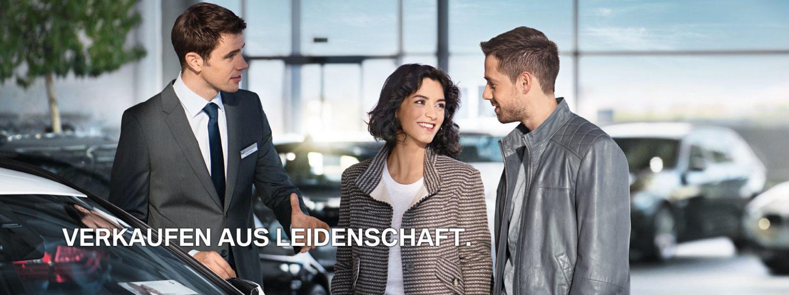 Verkaufsberater bei BMW
